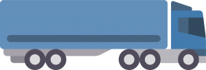 C+E vehicle icon
