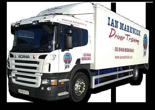 Ian markwick lorry
